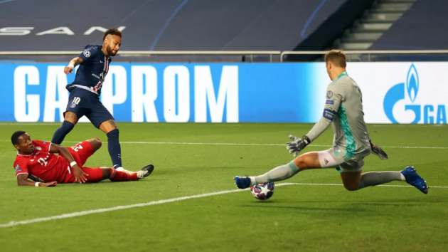 Bayern Munich 1-0 PSG: Manuel Neuer's highlights in Champions League final masterclass - Bóng Đá