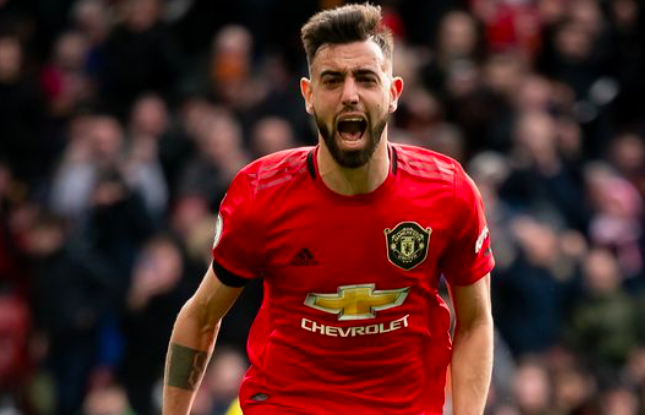 Bruno Fernandes tipped to take over as new Man Utd captain - Bóng Đá
