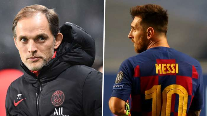 'Messi is very welcome at PSG!' - Tuchel would love unlikely signing of 'Mr. Barcelona' - Bóng Đá