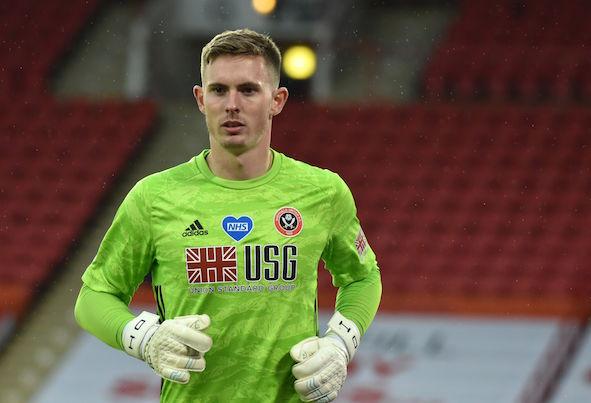 Man United reach agreement over Henderson new deal - Bóng Đá