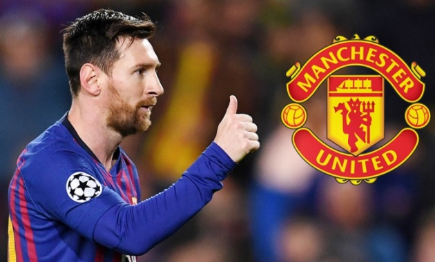 Manchester United 'among clubs considering Lionel Messi move' - Bóng Đá