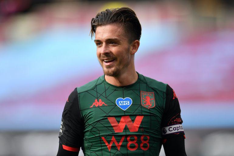Man United could use goalkeeper to tempt Aston Villa in Jack Grealish deal - Bóng Đá