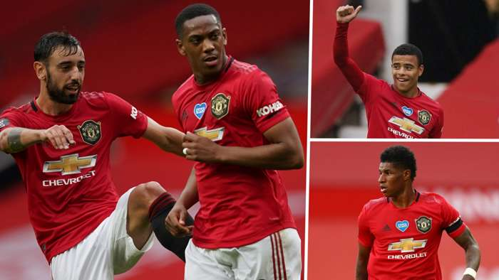'Liverpool's front three are best, but Man Utd's are closing' – Rashford, Martial & Greenwood excite Neville - Bóng Đá