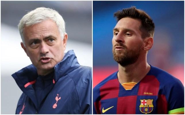 Messi ở lại Barca, Jose Mourinho được dịp