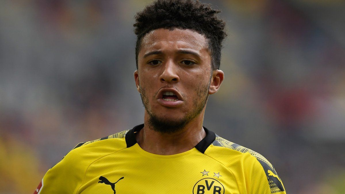 Jadon Sancho makes Man Utd transfer decision with Ed Woodward close to giving up - Bóng Đá