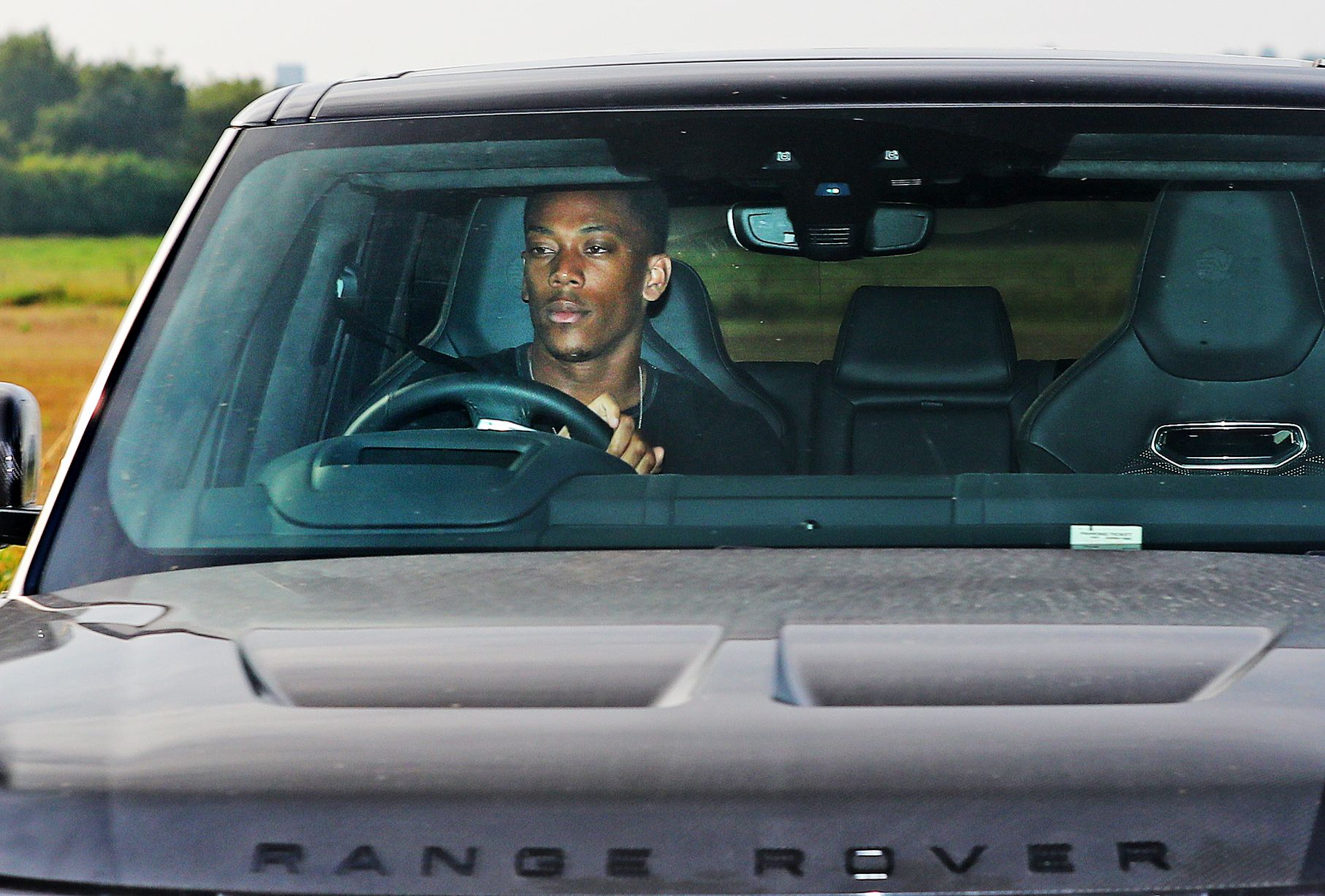 Pictures: Manchester United players arrive for training before Crystal Palace fixture - Bóng Đá