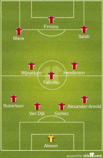 Liverpool ra sân với đội hình nào để khuất phục Chelsea? - Bóng Đá