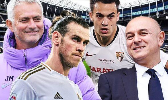 Gareth Bale And Sergio Regulion Pass Medical For Tottenham Hotspur - Bóng Đá