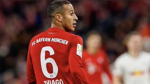 Thiago Alcantara says farewell to Bayern Munich - Bóng Đá
