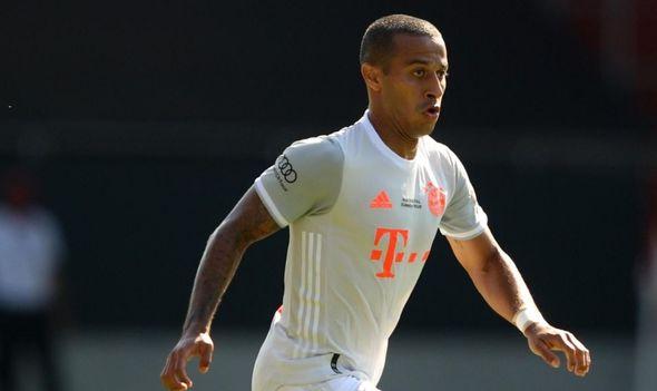 Man Utd snubbed Thiago transfer for one reason - Bóng Đá