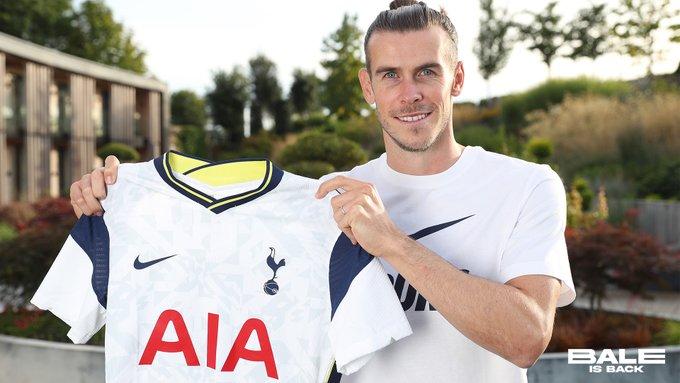 Tottenham signs Bale and Reguilon - Bóng Đá