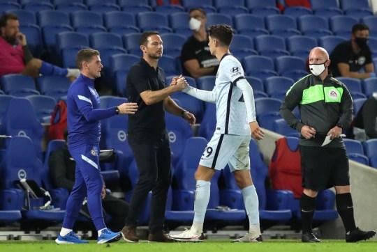 Kai Havertz 'didn't seem to care' on 'strange' Chelsea debut, reckons Paul Merson - Bóng Đá