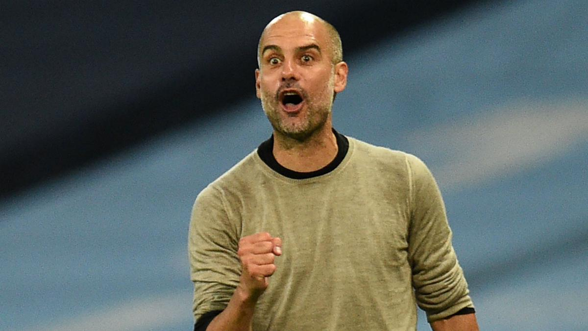 PEP GUARDIOLA SAYS HE MUST PROVE HE DESERVES MAN CITY EXTENSION - Bóng Đá