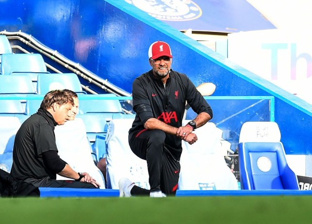 Jurgen Klopp explains why he was angry with Liverpool bench after Chelsea red card - Bóng Đá