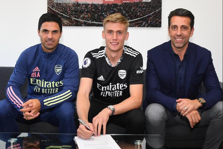 Arsenal sign new player - Bóng Đá