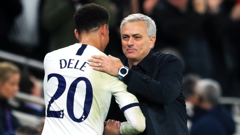 Dele Alli 'will have his opportunities', says Tottenham boss Jose Mourinho - Bóng Đá
