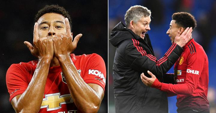Man Utd give Lingard new contract - Bóng Đá
