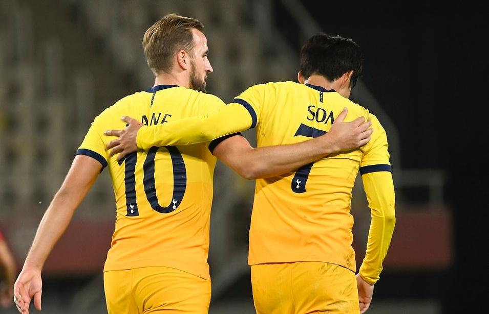 Son Heung-min lại bùng nổ đưa Tottenham đoạt vé ở Europa League - Bóng Đá