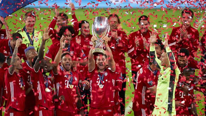 Bayern Munich's Super Cup Victory Sets Remarkable European Record - Bóng Đá