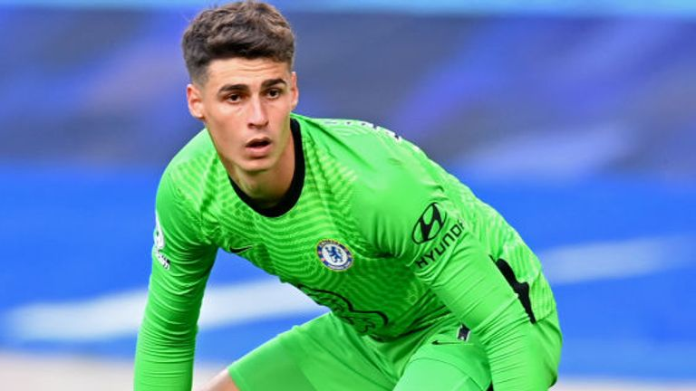 Chelsea flop Kepa Arrizabalaga 'will leave on loan this summer' after Frank Lampard finally replaces his No 1 with £22m goalkeeper Edouard Mendy - Bóng Đá