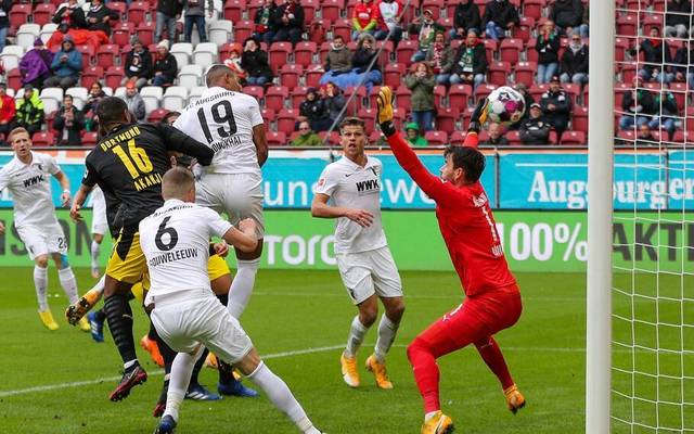 Dortmund trở lại mặt đất trong ngày Jadon Sancho tịt ngòi - Bóng Đá