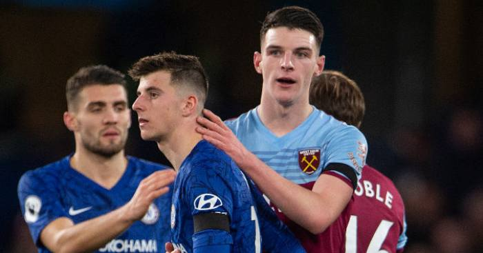 Declan Rice - Chelsea's spending spree set to continue as established Premier League star agrees five-year deal - Bóng Đá