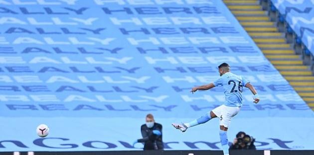 TRỰC TIẾP Man City 1-0 Leicester City (H1): Siêu phẩm xuất hiện - Bóng Đá