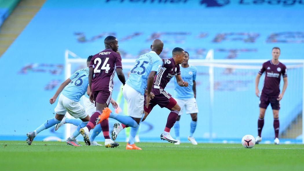 TRỰC TIẾP Man City 1-0 Leicester City (H1): Chủ nhà ép sân! - Bóng Đá