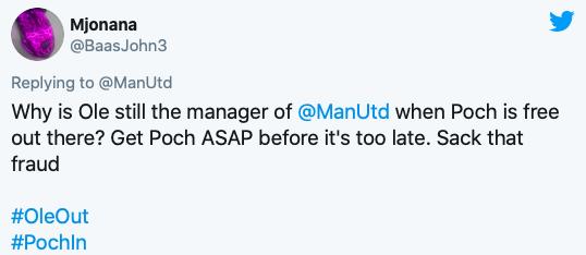 Fans start to turn on Ole Gunnar Solskjaer at Manchester United - Bóng Đá