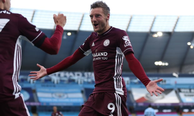 TRỰC TIẾP Man City 1-3 Leicester City (H2): Cú hattrick cho Vardy! - Bóng Đá