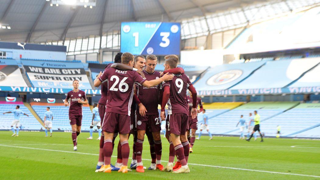 De Bruyne ghi 10 bàn, Man City hủy diệt Leicester City kinh hoàng - Bóng Đá