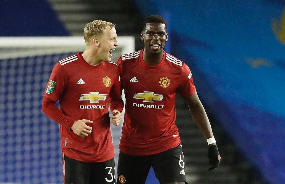 Man Utd thua đậm Brighton 0-3 - Bóng Đá