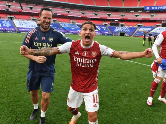 Arsenal finally agree deal with Atletico Madrid over Lucas Torreira loan move - Bóng Đá