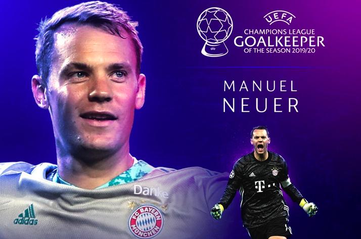 TRỰC TIẾP Bốc thăm vòng bảng Champions League: Neuer đoạt giải thủ môn hay nhất - Bóng Đá