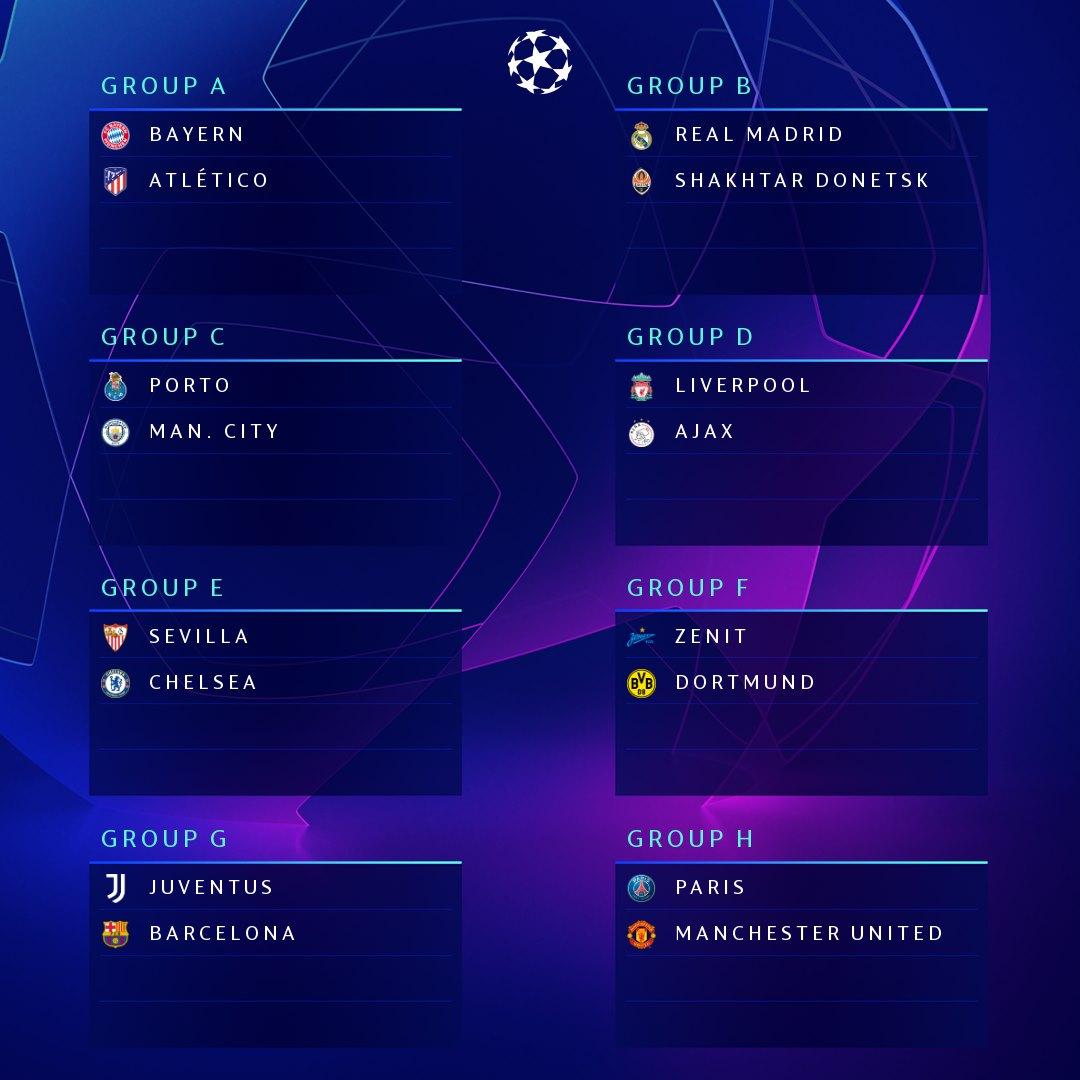 TRỰC TIẾP Bốc thăm vòng bảng Champions League: Xuất hiện 3 bảng tử thần, Messi - Ronaldo, M.U đụng thứ dữ - Bóng Đá
