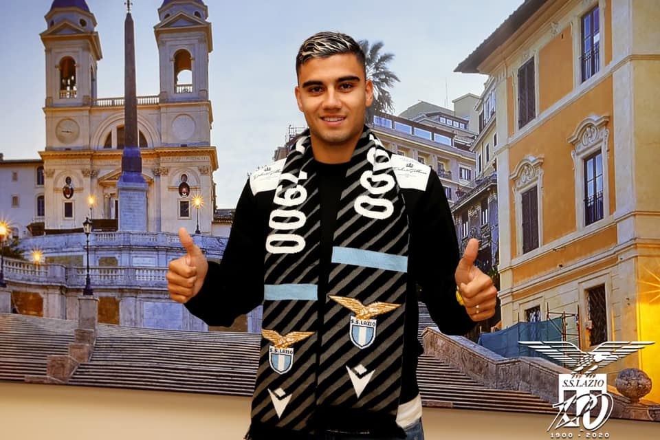 Pereira joins Lazio - Bóng Đá