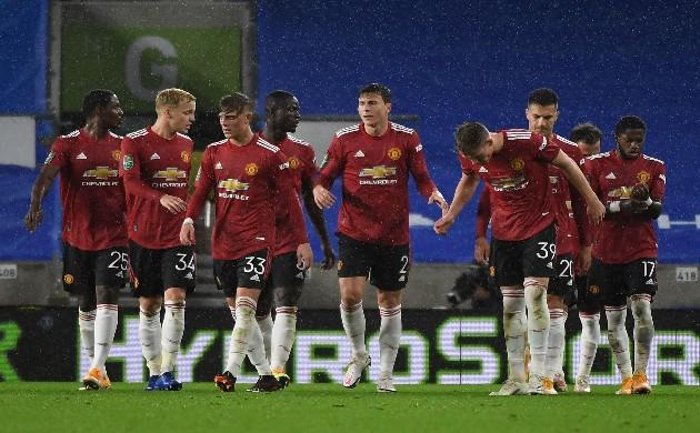 Bcs of Liverpool, Man Utd draw in Group H instead of C - Bóng Đá