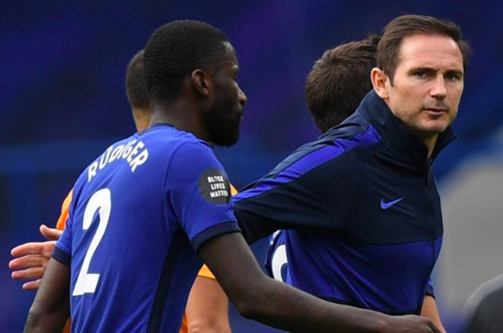 Frank Lampard's Chelsea team selection vs Crystal Palace proves two stars will leave - Bóng Đá