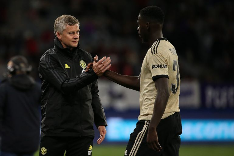 When Axel Tuanzebe could make Man Utd return after resuming training - Bóng Đá