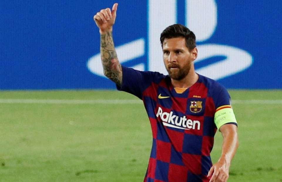 Messi: I'm less obsessed with scoring goals - Bóng Đá