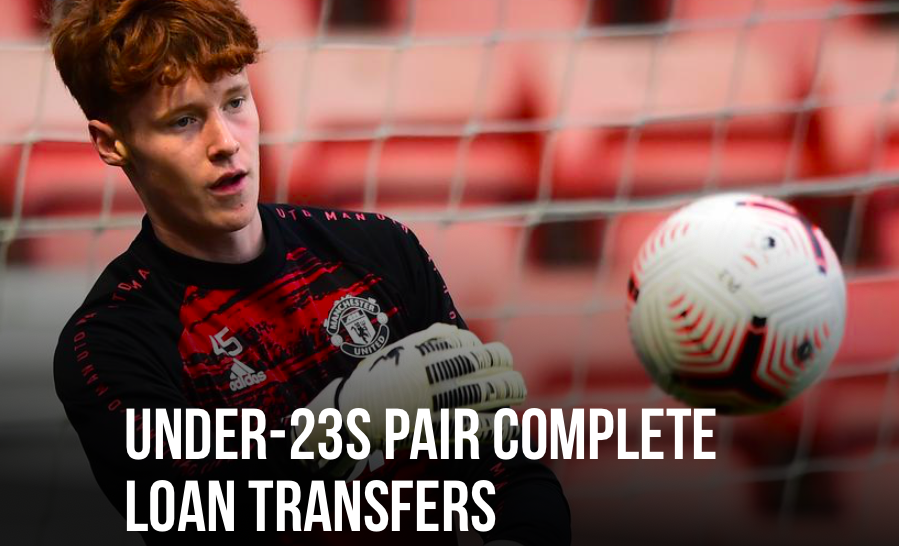 Two Manchester United youngsters leave on loan - Bóng Đá