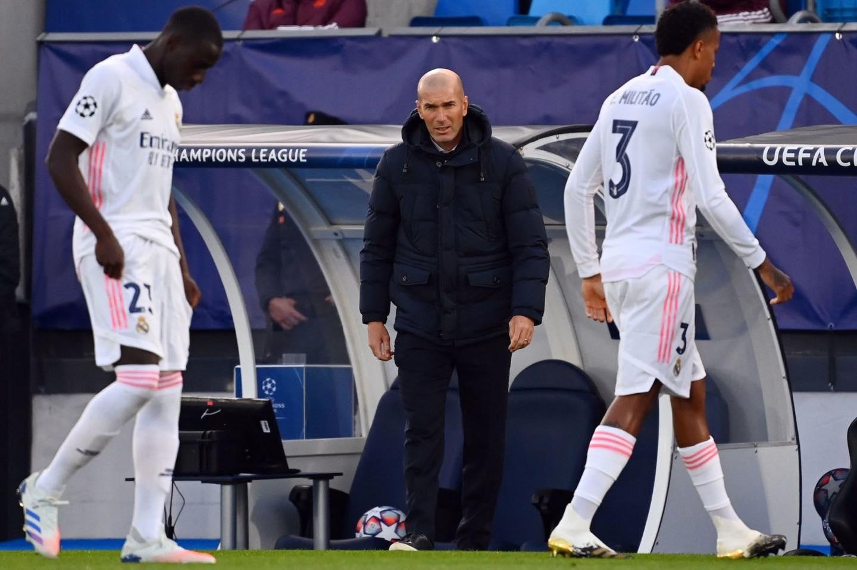 Real Madrid lập kỷ lục tệ hại sau 34 năm - Bóng Đá