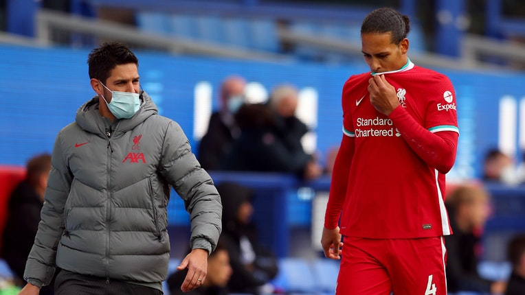Jurgen Klopp not keen to know how long Virgil Van Dijk will be sidelined for - Bóng Đá