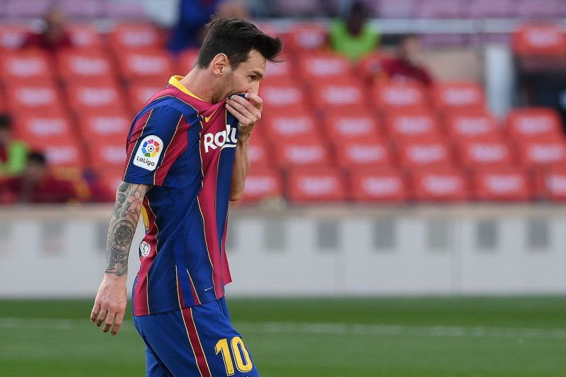 Barcelona superstar Lionel Messi makes his worst start to a season in 15 years - Bóng Đá