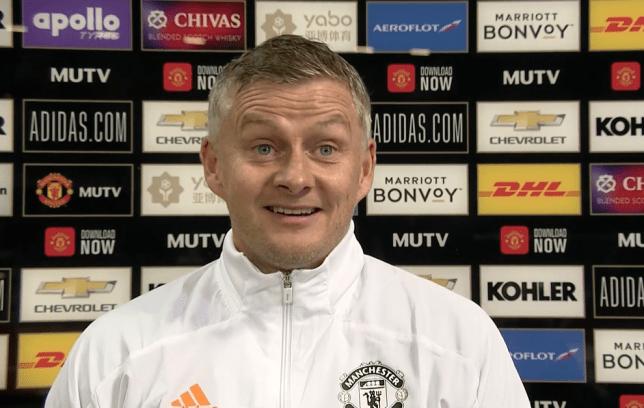 Ole Gunnar Solskjaer singles out Chelsea 'match-winner' Edouard Mendy in Manchester United draw - Bóng Đá