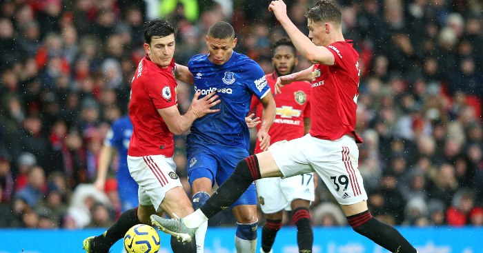 Everton could be without crucial duo for Manchester United fixture - Bóng Đá