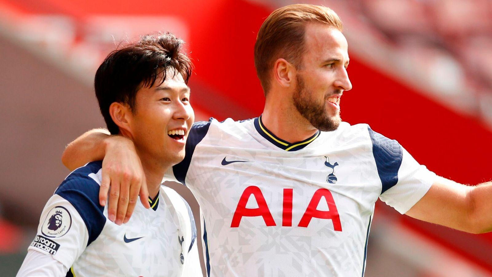 Jose Mourinho says Tottenham are nowhere near his old Real Madrid team yet - Bóng Đá