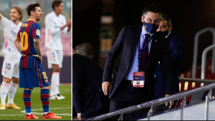 Bertomeu resigns as Barca president - Bóng Đá