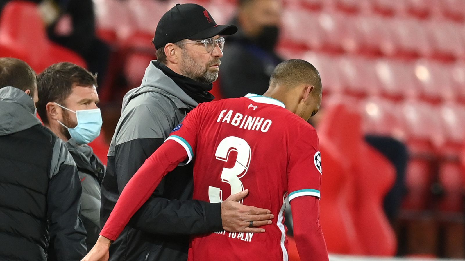 LIVERPOOL FANS SENT INTO MELTDOWN AS FABINHO INJURY ADDS TO DEFENSIVE WOES - Bóng Đá