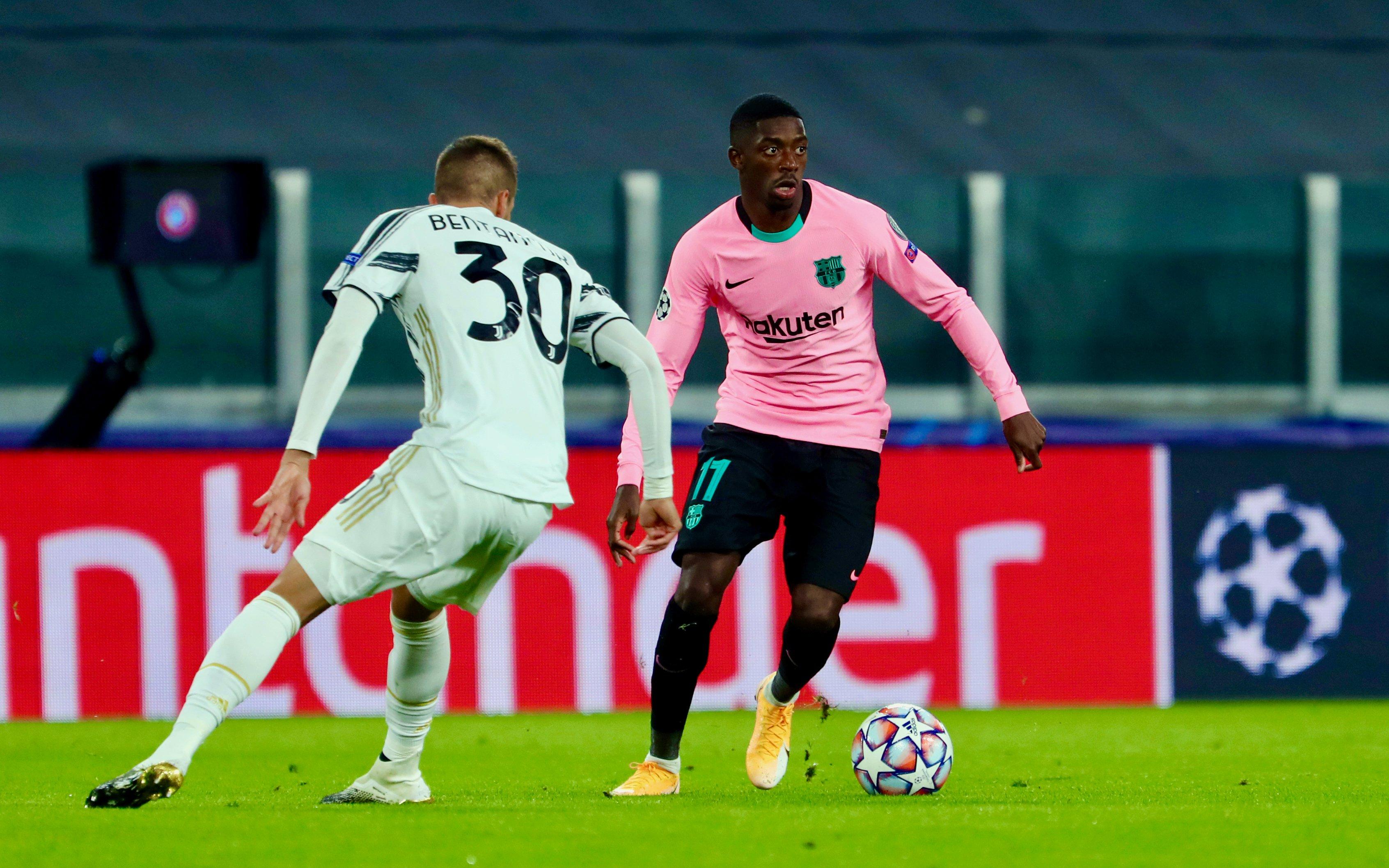 CĐV Barcelona: Ousmane Dembele - Bóng Đá